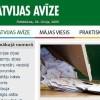 """Latvijas Avīze: Kampars: """"Esmu ekstrēmi uz mērķi virzīts cilvēks"""" Thumbnail"""