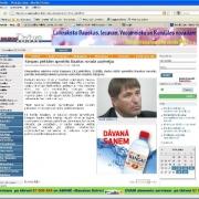 www.bauskasdzive.lv: Kampars piektdien apmeklēs Bauskas novada uzņēmējus Thumbnail
