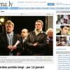 """Laikraksts """"Diena"""": Brīvlaišana uz Latvijas autoceļiem Thumbnail"""