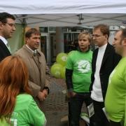 """Partiju apvienības """"Vienotība"""" priekšvēlēšanu pasākumā Jelgavā Thumbnail"""