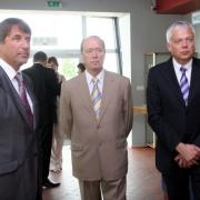 Latvijas-Krievijas starpvaldību komisijas 5.sēde, 2011.gada 9. un 10.jūnijs, Liepāja Thumbnail